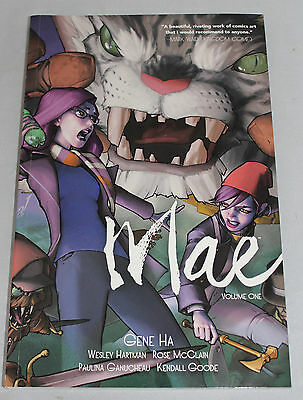 Mae Volume 1 by Gene Ha Dark Horse Near Mint Condition Collects Issues 1-6