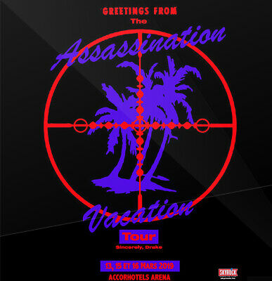 Drake - The Assassination Vacation Tour