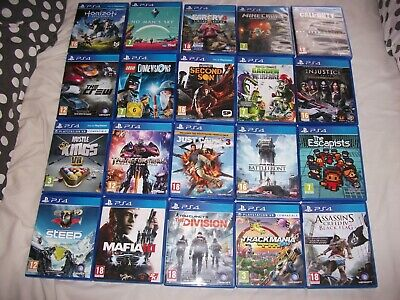 Playstation 4 Games Sony Ps4 All Boxed Lego Starwars