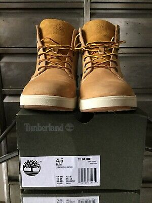 98b6eea7d67 CHAUSSURE BOOT JUNIOR Timberland Davis Square 6 Inch Wheat Pointure ...