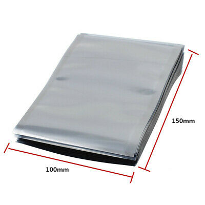 100pcs Anti-Static100mmx150mm Resealable Bag for 2.5inch Hard disk Electronic