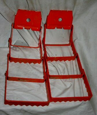 Pair Of Folding Steps Scaffold Or Ladder Attachments