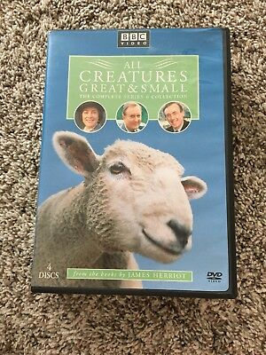 All Creatures Great and Small - Complete Series 6 Collection (DVD, 2006, 4-Disc
