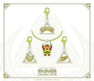 Zelda's Legend Concert 2018 CD+Blu-ray Limit production quantity at first time