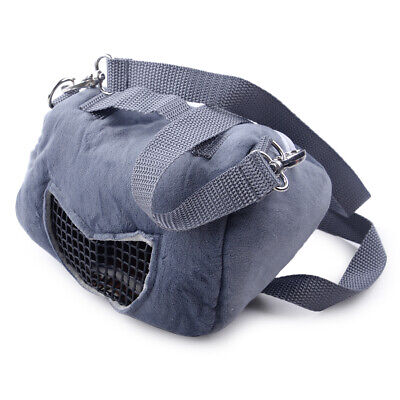 Small Animal Carrier Bag Hamster Chinchilla Travel Bag Pet Guinea Pig Pouch Bed