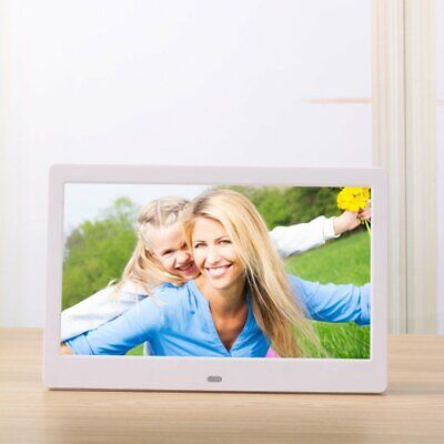 10.1 inch LCD Digital Picture Photo Frame HD Wide Screen Album Movie Ala AY