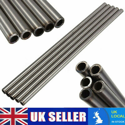304 Stainless Steel Capillary Round Tube / Pipe Length OD2-10mm Length 250/500mm