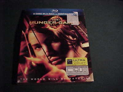 The Hunger Games - BLU-RAY DVD - 2012 (54)