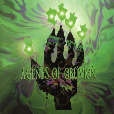 Agents of Oblivion CD NEW