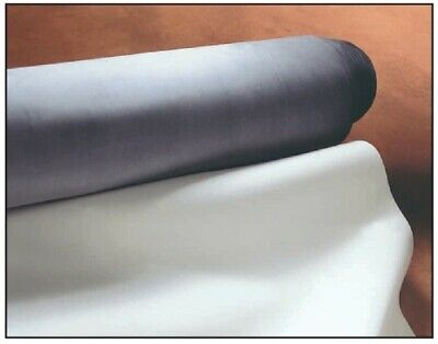 DICOR 9' X 30' EPDM RV Rubber Roof Camper Trailer Replacement White 90B40-30