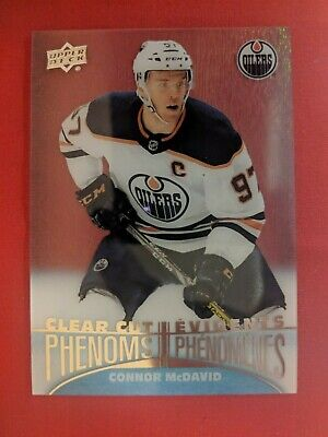 ☆☆☆ 2018/19 Upper Deck Tim Hortons Clear Cut Phenoms ☆☆☆ U-Pick ☆☆☆ Ccp # 1-15