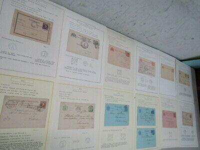 Nystamps Netherlands Dutch East Indies old stamp & Postal Card collection