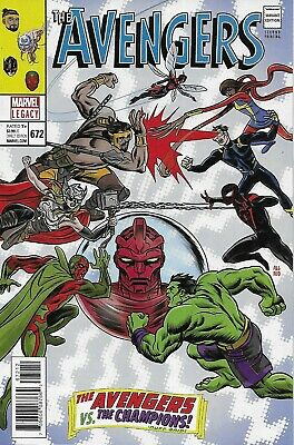 Lovely Avengers #678 Connecting Variant Captain America Rogue Voyager 9.6 Comics