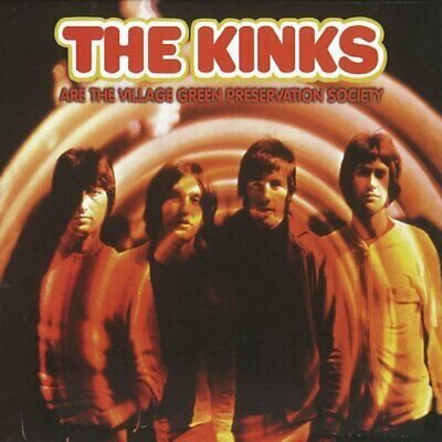 The Kinks Are the Village Green Preservation Society CD NEU
