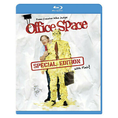 Tcfhe Br2256396 Office Space (Blu-Ray/ws-1.85/eng-Sp Sub/sac)