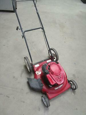 CRAFTSMAN LAWN MOWER Briggs & Stratton Model 917 387680 Tested and Runs  (140)