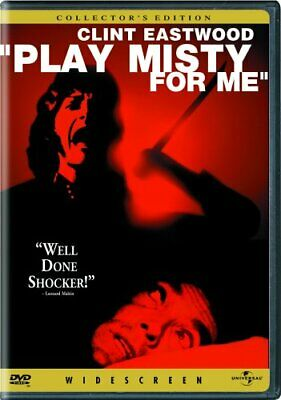 PLAY MISTY FOR ME New Sealed DVD Collector's Edition