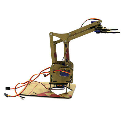 Robot Arm Claw For Mechanical Grab Manipulator Smart Robot for Robot car's