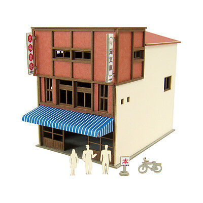 Sankei MP01-147 Japanese Book Store 1/220 Z scale