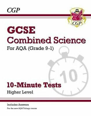 New Grade 9-1 GCSE Combined Science: AQA 10-Minute Tests (with answers) -...
