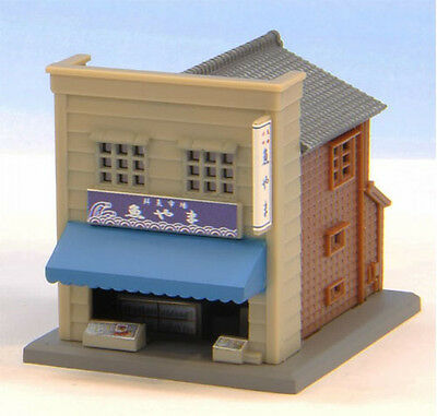 Rokuhan S040-2 Z Scale Store B (Brown) (1/220 z scale)