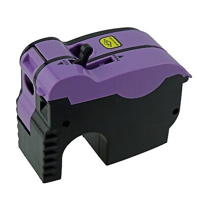 Easy Tape Semi-Automatic Tape Dispenser : Elephant : Purple