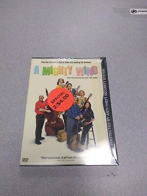 A Mighty Wind Comedy - DVD Comedy - From the Original SCTV Gang - New & Sealed