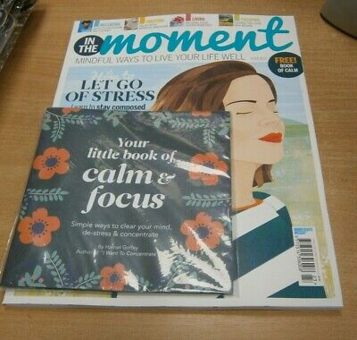 In the Moment magazine Issue #23 MAR 2019 + Little Book of Calm & Focus