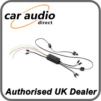 JL Audio CL-RLC: Remote Level Control / Line Driver