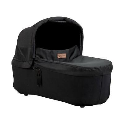 Mountain Buggy 2019 Carrycot Plus (Onyx) For Terrain, Suitable From Birth