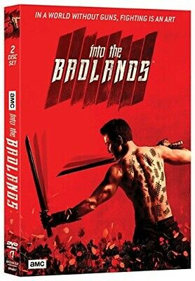 INTO THE BADLANDS TV SERIES COMPLETE SEASON 1 New Sealed DVD