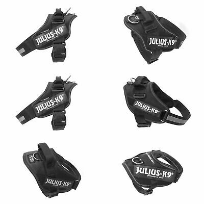 JULIUS-K9 IDC PROFESSIONAL DOG HARNESS Strong Adjustable Reflective
