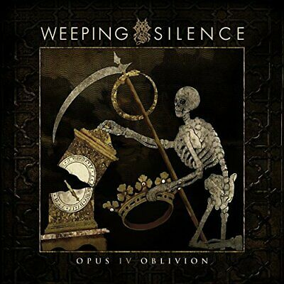 Weeping Silence-Opus Iv Oblivion CD NEW