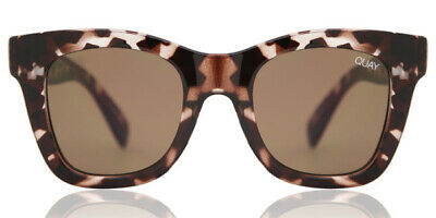 Quay Australia QU-000180 AFTER HOURS TORT/BRN 51 Unisex Sunglasses