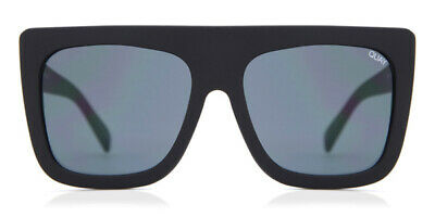 be15132bf0e New Women Sunglasses Quay Australia QU-000183 CAFE RACER BLK SMK 60