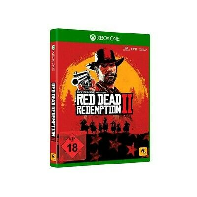 Take 2 Xbox One Red Dead Redemption 2 Europa