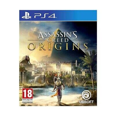Ubisoft Ps4 Assassins Creed Origins