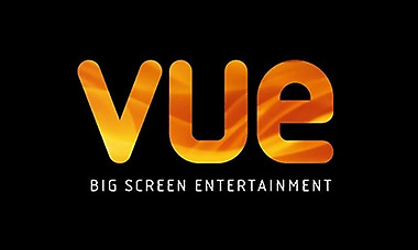 VUE Adult 2D Cinema Ticket (Selected Locations)