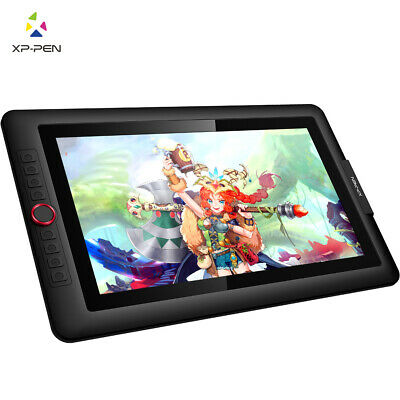 XP-PEN Artist15.6 Pro Drawing Graphics Tablet Monitor Full-Laminated Technology