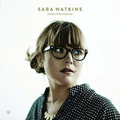 "Sara Watkins - Young In All The Wrong Ways (NEW 12"" VINYL LP)"