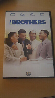 DVD The Brothers - Shemar Moore (Esprits criminels), Morris Chestnut
