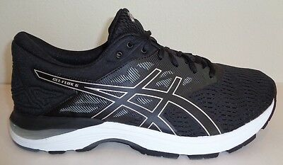 f2a250265287 Asics Size 11.5 GEL FLUX 5 Black Silver Carbon Running Sneakers New Mens  Shoes