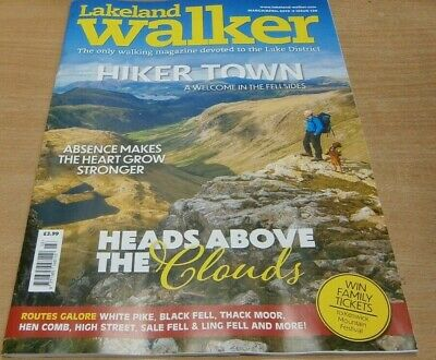 Lakeland Walker magazine Mar/Apr 2019: Hiker Town A Welcome in the Fellsides