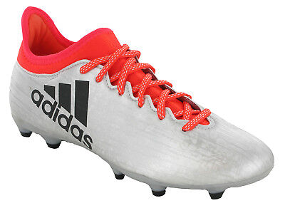 buy popular 31370 2aeb3 Adidas Football Bottes X 16.3 Fg Sol Ferme Léger Bottines Chaussette Support