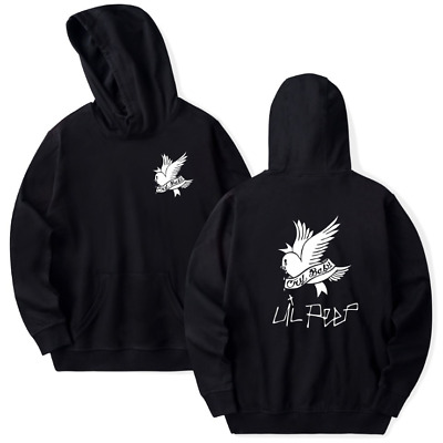 07f11f1112dc HOT Lil Peep Hoodie, Rapper Inspired Embroidered Hoodie Top **