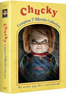 Chucky: Complete 7 -Movie Collection New Dvd