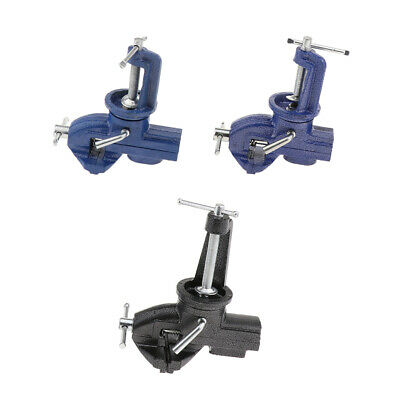 Universal Table Vise, Lightweight, Steel, 360-Degree for Versatility