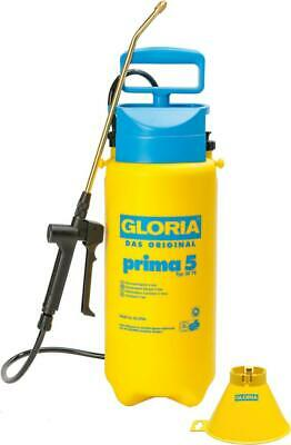 Pressure Sprayer Prima 5 39teu. Shield Typ280 Gloria-Garten Garden Pump