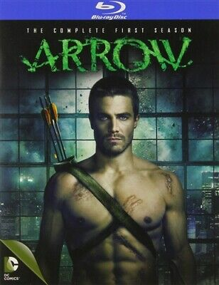 ARROW COMPLETE FIRST SEASON 1 New Sealed Blu-ray