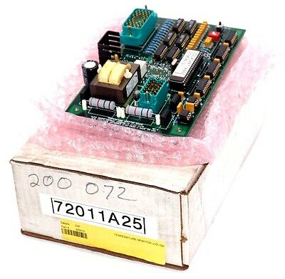 New Ajax Magnethermic 72011A25 Temperature Monitor Board